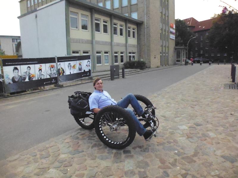 Ostsee3rad   ICE FullFat Trike Mieten bei Ostsee3rad Full Fat Trike