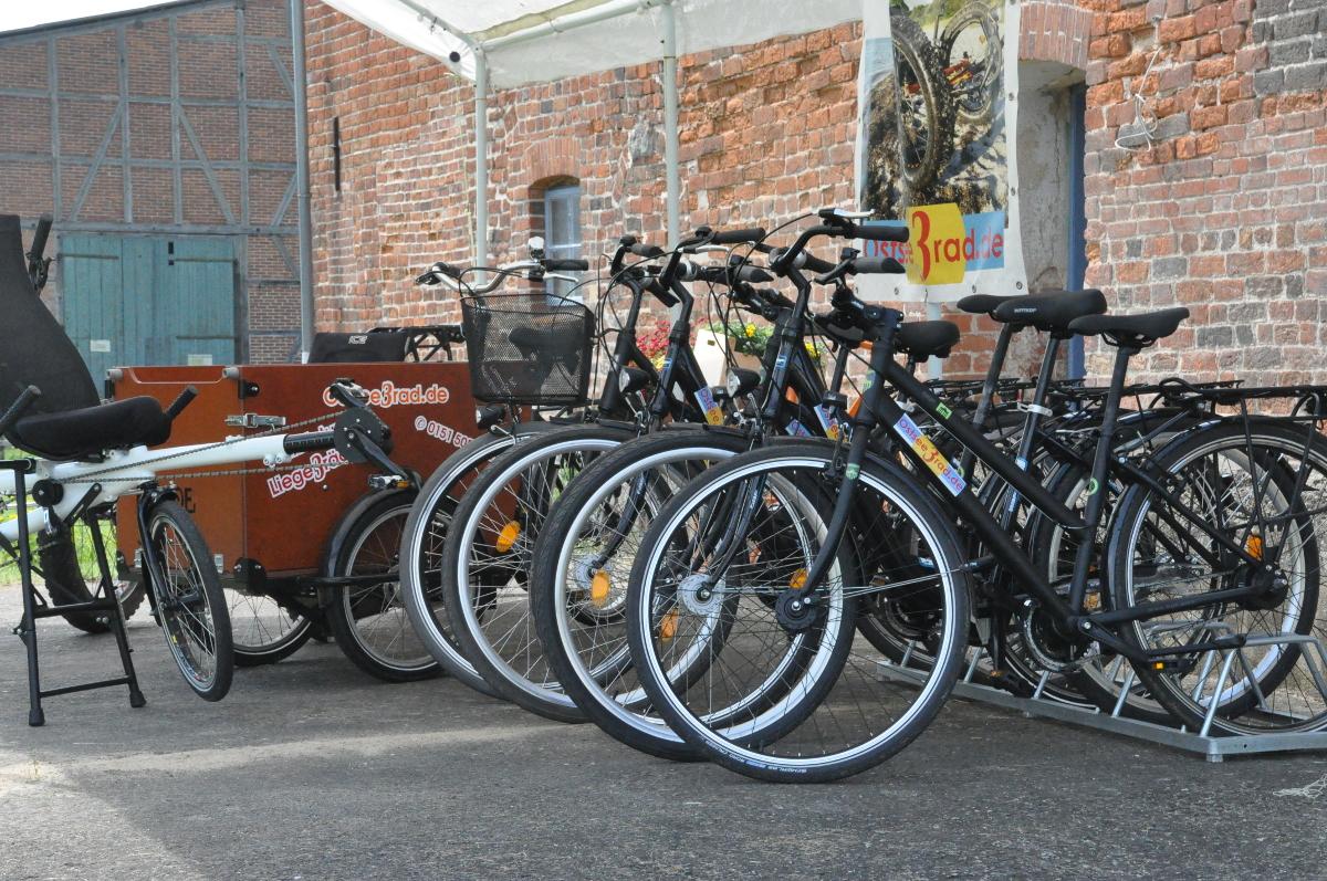 Fahrradflotte