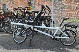 Fahrradflotte Ostsee3rad